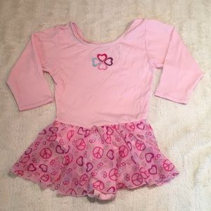 Girls' Dance Outfit